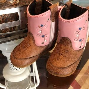 Baby Girl Boots